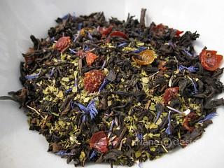 Teaja Yaletown/Vitality blend tea
