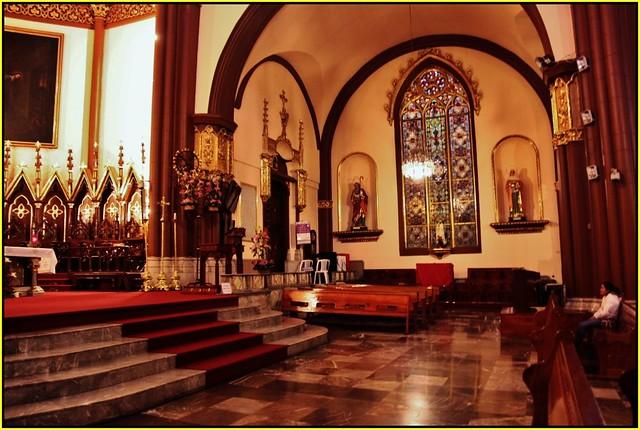 Catedral de xalapa la inmaculada concepci n estado de for Decoracion de interiores xalapa veracruz