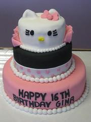 cake(1.0), buttercream(1.0), fondant(1.0), baked goods(1.0), sugar paste(1.0), food(1.0), cake decorating(1.0), icing(1.0), birthday cake(1.0), pasteles(1.0), cuisine(1.0), pink(1.0),