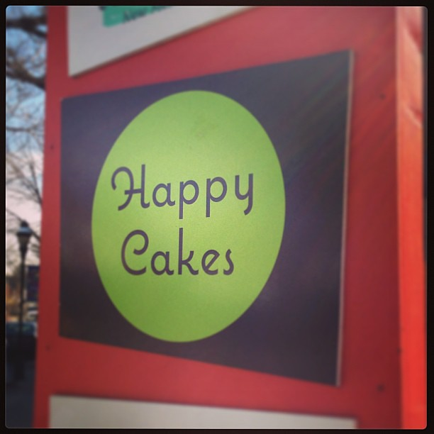 Happy Cakes made us super happy today!