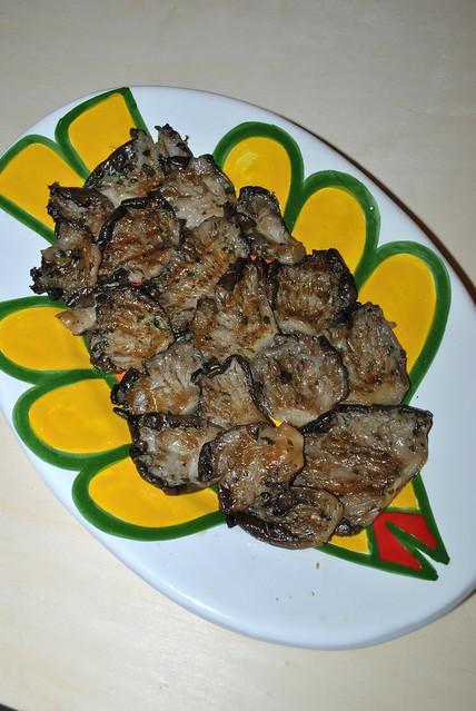 Funghi trifolati (1)