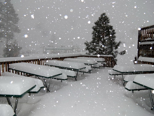 Winter at Big Bear Mountain Resorts