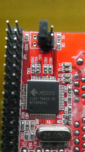 SATA Adaptor Compatibility thread - XBMC4Xbox
