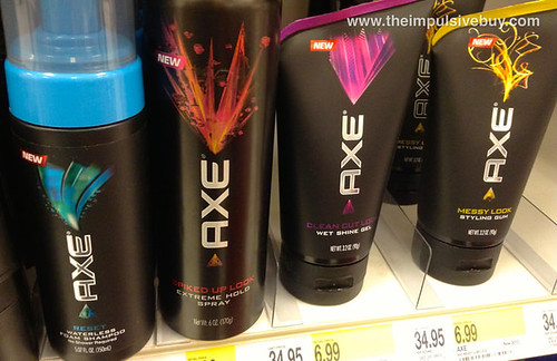 Axe Hair Products