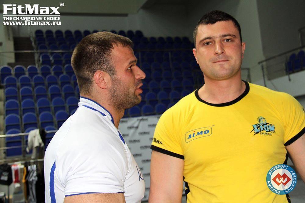Denis Cyplenkov, Andrey Pushkar