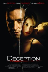 Deception 2013 poster