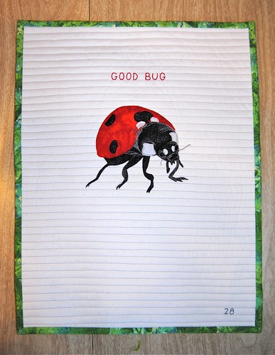 Good Bug Full Quilt