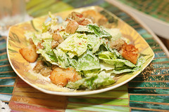 Mary Grace Caesar Salad