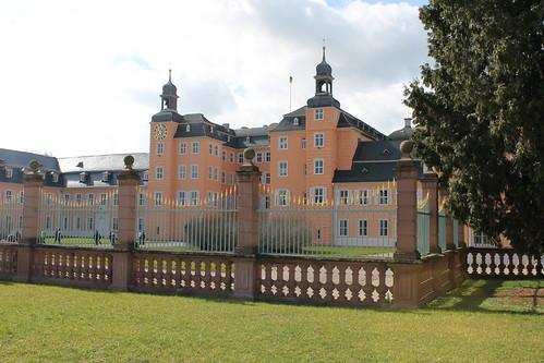2013.03.09.333 - SCHWETZINGEN - Schloßplatz - Schloss Schwetzingen