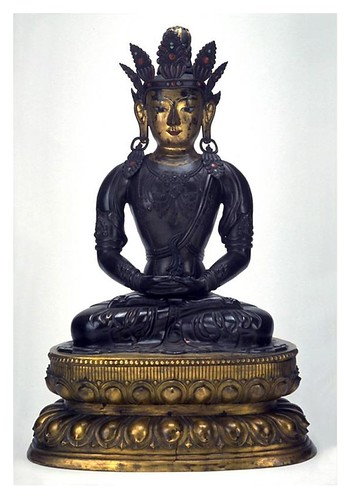 015-Armitayus buda de la inmortalidad-Dinastia Qing 1644-1911-Mongolia-Copyright © 2011 Asian Art Museum