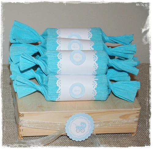 Baby Shower Lucas detalles by Merbo Events