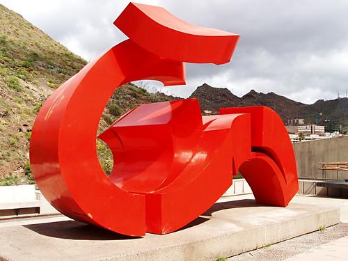 'Lady Tenerife' by Martin Chirino
