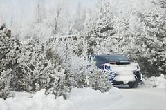 Opel Ampera Ice Road Drive