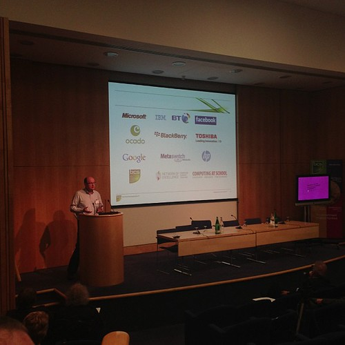 Lots of companies work with Bcs on computing as 4th science in uk schools #bcsmgcon