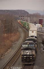 Intermodal at Homer
