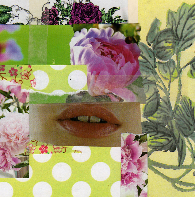 Collage: Spring Kiss