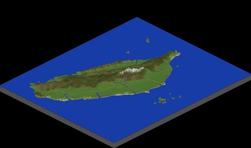 台灣地圖_3D檢視