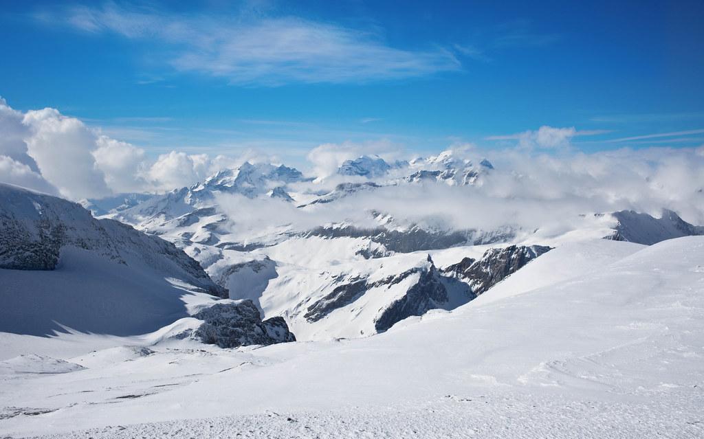 Laax, Alps