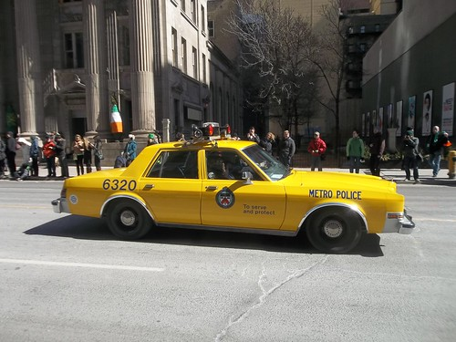 The motor vehicles of St. Patrick's Day (1)