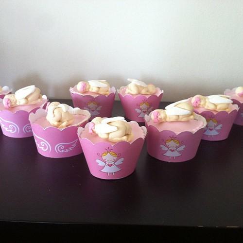 #angelcupcakes by l'atelier de ronitte