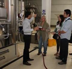 San Juan: Importadores estadounidenses de vinos elogiaron bodega local