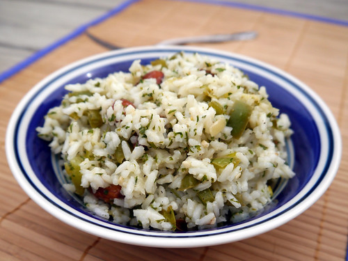 2013-03-19 - VI Lemon-Pine Nut Rice - 0002