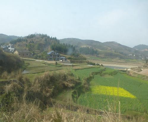 Hunan13-Changsha-Zhangjiajie-Train (349)