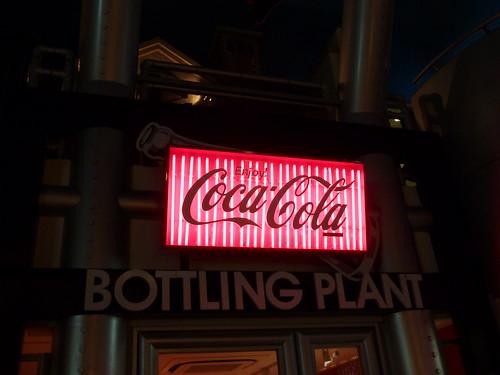 コカ・コーラ ボトリング工場 in キッザニア東京