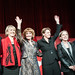 Justin Trudeau, Martin Cauchon, Martha Hall Findlay, Deborah Coyne, Karen McKrimmon, Joyce Murray, by David Vilder