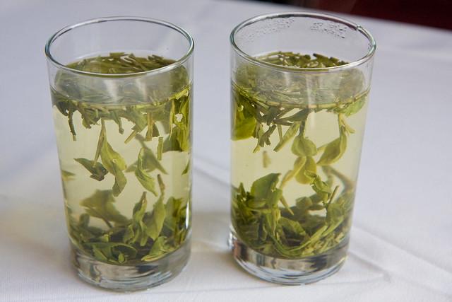 Tea, Chinese dining car, Trans-Siberian / Trans-Mongolian Railway