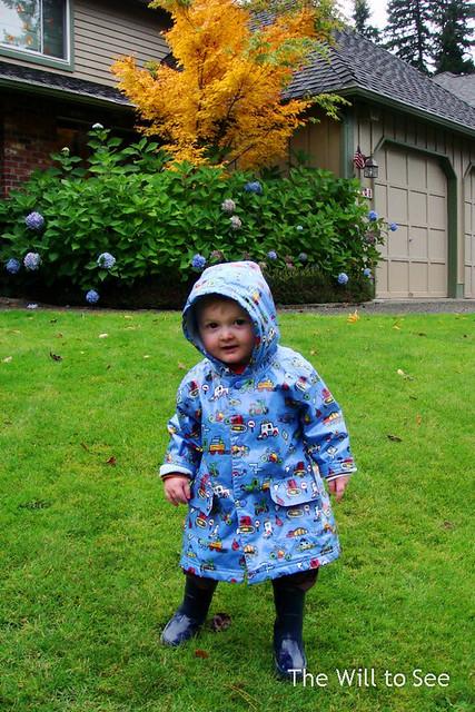Will raincoat