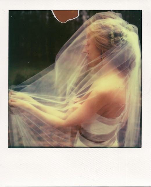 IP | SX70 | PX70 CP | the Bride