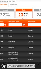 WP8 IE vs easyjet.com