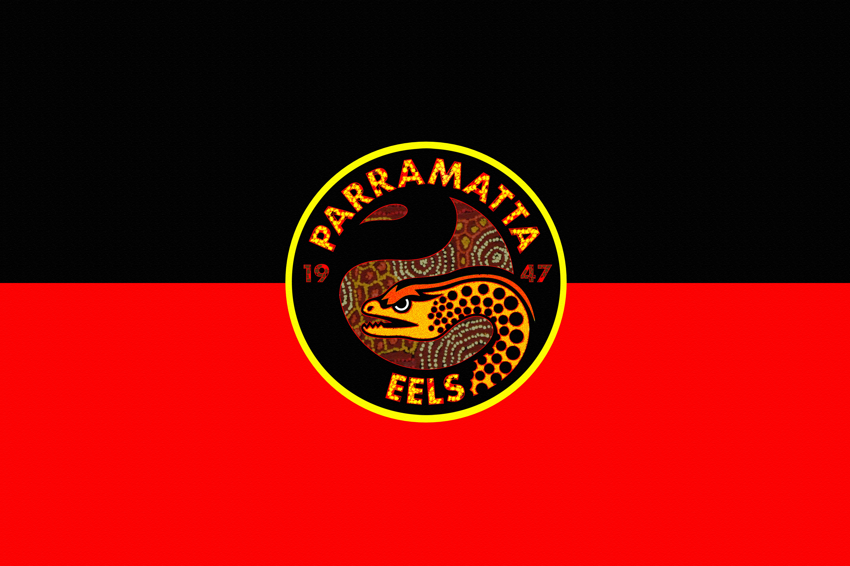 Aboriginal Flag Wallpaper Parramatta Eels Aborig...