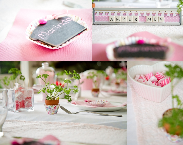 All things pink kitchen tea for Kitchen tea ideas jhb