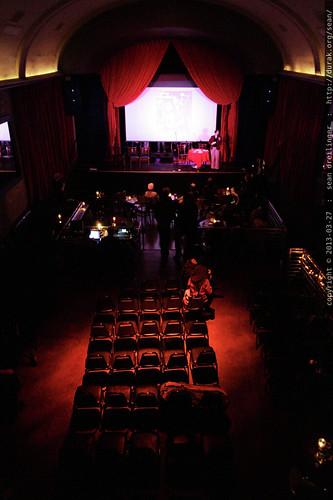 Tonight on the Rocks at Star Theater in Portland, Oregon    MG 3950