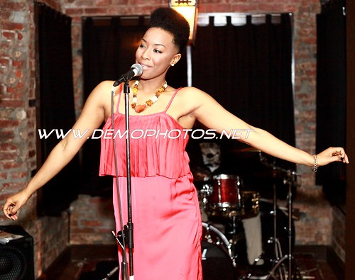 Performance Photos of GRAMMY Nominated Artist Carolyn Malachi for Aimer Amour Magazine by DEMO PHOTOS by DeMond Younger