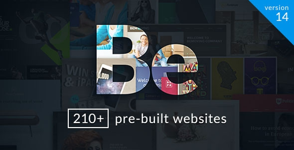 BeTheme v14.6 - Responsive Multi-Purpose WordPress Theme