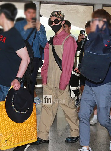 BIGBANG Gimpo to Jeju 2015-05-19 2015-05-19 06