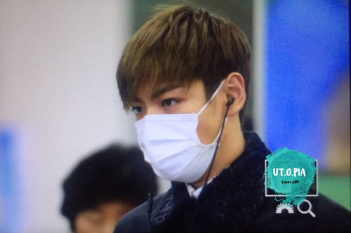 TOP Arrival Seoul from Tokyo 2015-111-03 (19)