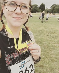 On a grey morning in South London, I knocked 6 minutes off my 10K time
