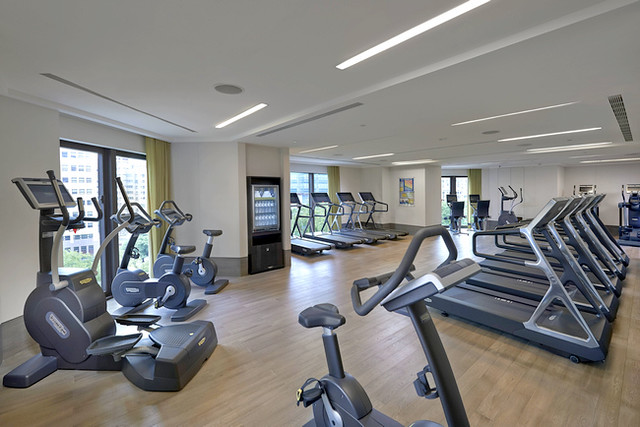 65MOTPE Gym 健身中心