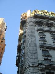Ansonia Apartment Building Detail 3863