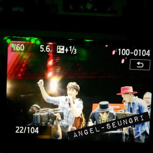 Seung Ri - V.I.P GATHERING in Harbin - 21mar2015 - Angel-Seungri - 04