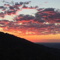 Sweet sunrise, Boulder