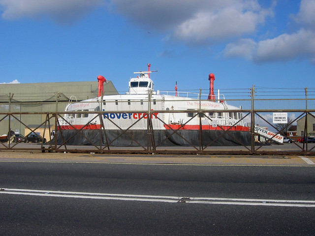 The Hovercraft Museum, Lee-on-the-Solent