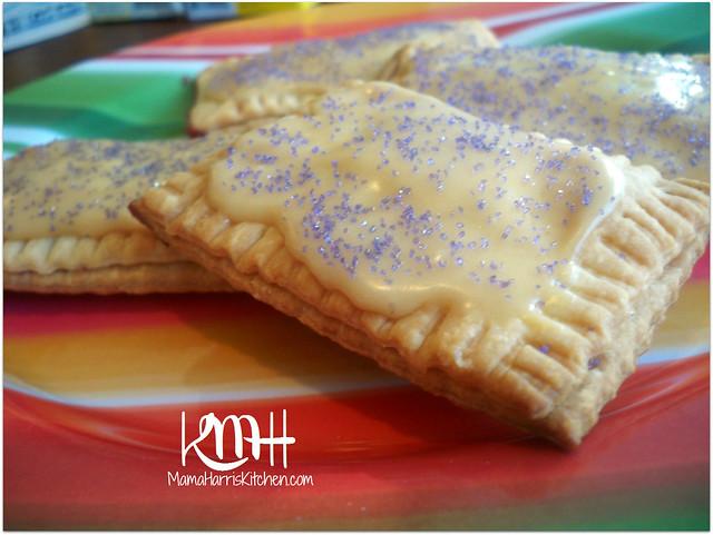 Peanut Butter and Jelly Pop Tarts | Mama Harris' Kitchen