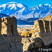 Stone Fortress @ Tashkurgan by Feng Wei Photography