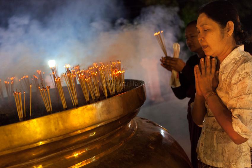 Incense, Bodhgaya
