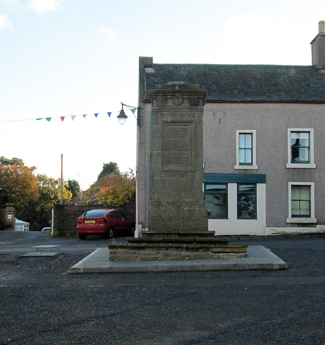 War Memorial, Auchtermuchty